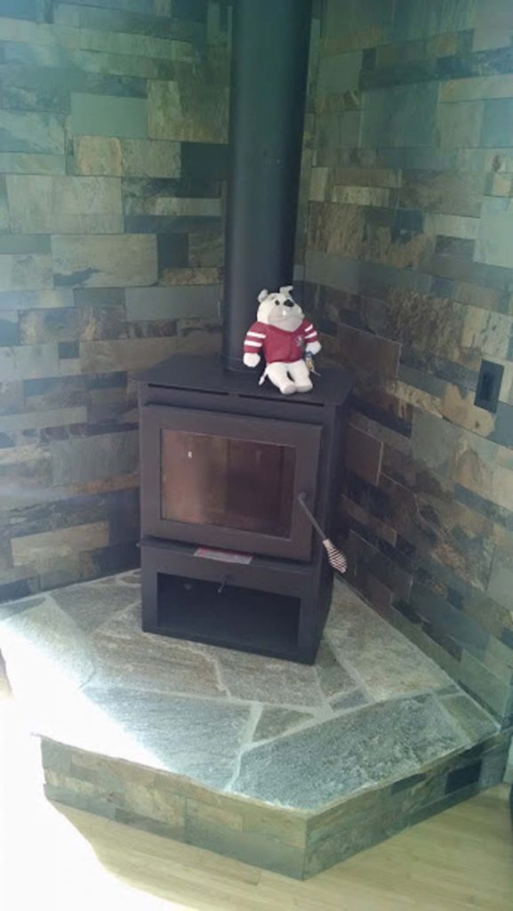 Wondrous Stone Fireplace Jim Draeger Designs Home Interior And Landscaping Synyenasavecom